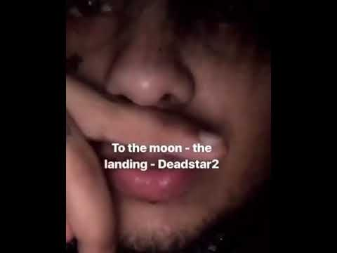 Smokepurpp- To the moon - the landing (snippet) Deadstar 2