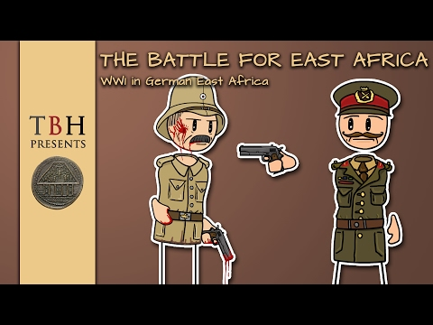 The Battle for East Africa - [Animated] - The Bearded Historian
