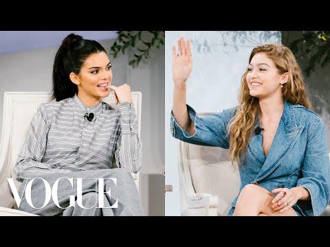 Kendall Jenner, Gigi Hadid, Ashley Graham, and Paloma Elsesser on Modeling & #MeToo | Vogue