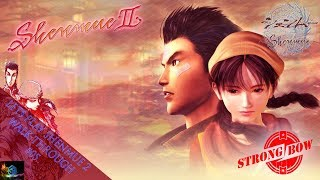 Let's Play Shenmue 2  #05  Heading to Kowloon + Learning a new move.