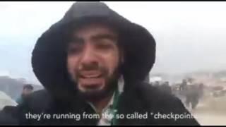 Falošné správy novinárov zo Sýrie