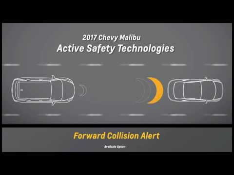 Upstate Chevy Dealers-2017 Chevrolet Malibu Safety Technology