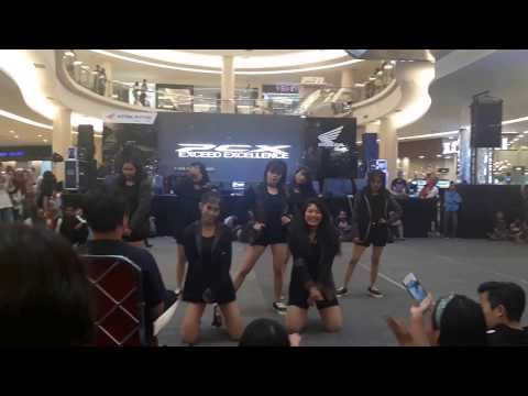 Dreamcatcher (드림캐쳐) - Intro + Chase Me (Dance Cover by SCARLET) @ Honda Dance Competition 2018