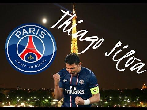 ► Thiago Silva • The Best Defender - PSG