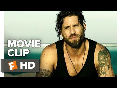 Point Break Movie CLIP - What Are You Doing Here? (2015) - Édgar Ramírez, Luke Bracey Movie HD