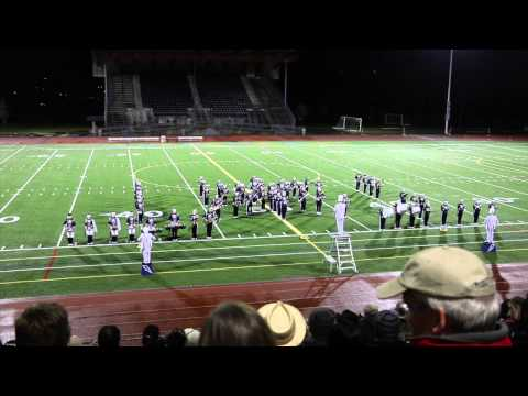 SQHS Marching Band Exhibition 2014