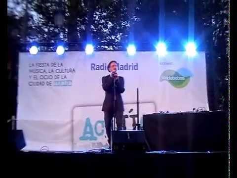 Oskar Castillo. ACTUA Madrid (completo)