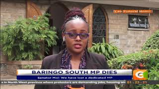 Video: Baringo South MP Grace Kipchoim is dead