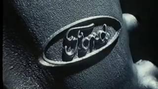 Ford DOHC motor 1989