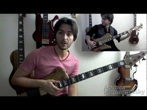 Como tocar Tu Amor (Pedro Aznar & Charly Garcia) en el bajo