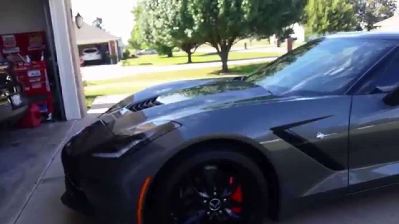 2015 Corvette Stingray C7 3lt Z51 Youtube