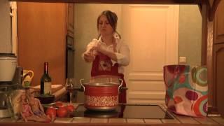 Bretelle et Garance - La Bonne Soupe ( clip réalisé dans le cadre d