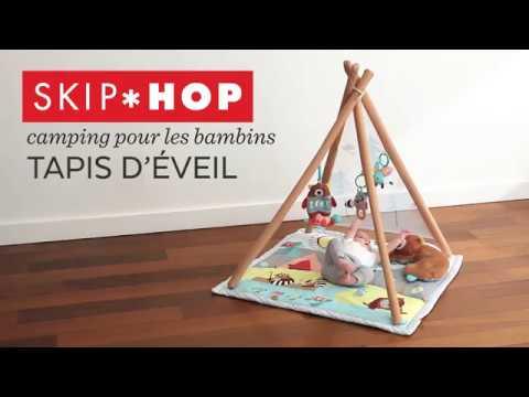 Tapis D Eveil Naturel Tipi Sk 307900 Par Skip Hop Youtube