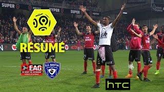EA Guingamp - SC Bastia (5-0)  - Résumé - (EAG - SCB) / 2016-17