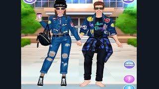 Модная Одежда   Игры Для Детей и Мультики   Мир Детских Игр   High School Couple