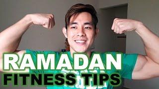 Ramadan Fitness Tips