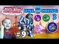 Dad & Chase play Angry Birds Transformers! Level 131 + Unlocking 3 Again! (Part 9)