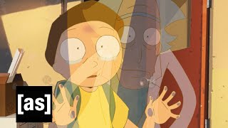 Rick and Morty vs. Genocider   A Special Rick and Morty Anime Short   Adult Swim Con