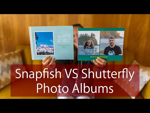 Photo Book: Shutterfly VS Snapfish