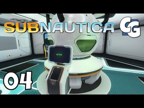 Subnautica - Mobile Vehicle Bay & Bioreactor! - S1E04 - Gameplay