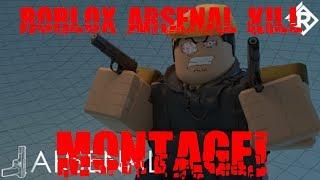 Roblox Arsenal I Spy Mit meinem kleinen Auge Montage!