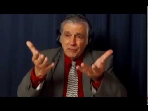 """Mark Kaplan presenting """"Moses and End-time Geopolitics"""""""