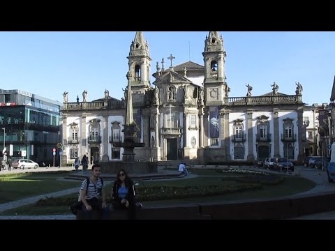 Day 4 - Day Trip to Braga