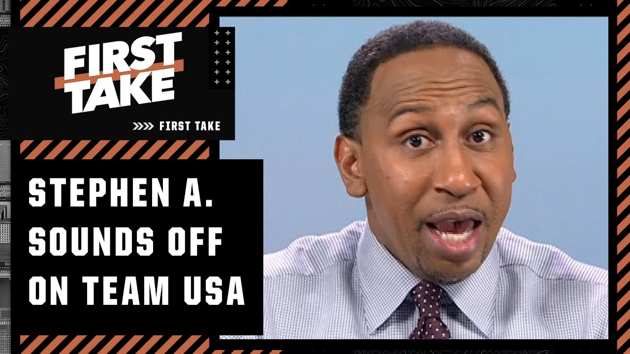 If only this could be Stephen A. Smith's last take