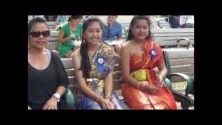 Honolulu Songkran Thai Festival 2012.