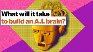 Kendisi | Joscha Bach gebe olan yapay bir beyni inşa etmek nasıl