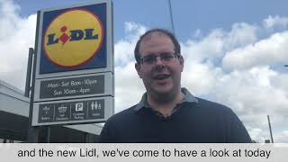 Councillor Jonathan Ash-Edwards, Leader of Mid Sussex District Council visited Burgess Hill with...