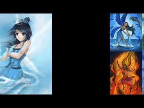 Игры для девочек Четыре элемента земля