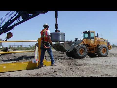 Static Load Testing of Deep Foundation Elements