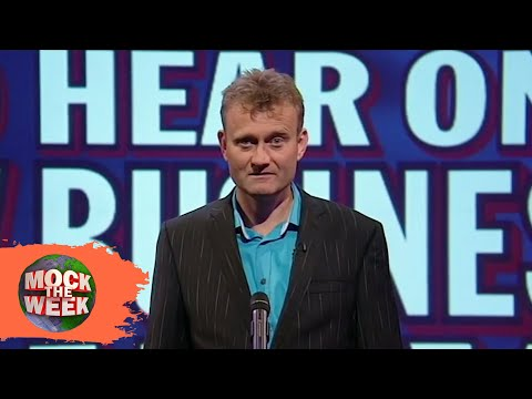 The Most Unlikely Things To Hear On A Show | Mock The Week