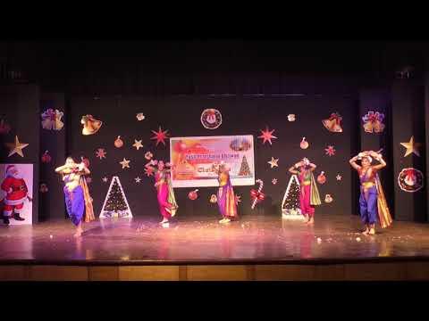 Anand Zhaala Marathi Christmas Dance Song