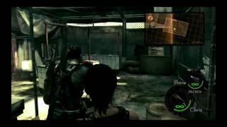 Resident Evil 5 Test Record Full HD PS3