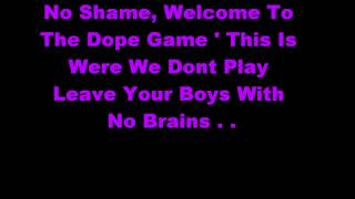 SPM-dope game lyrics