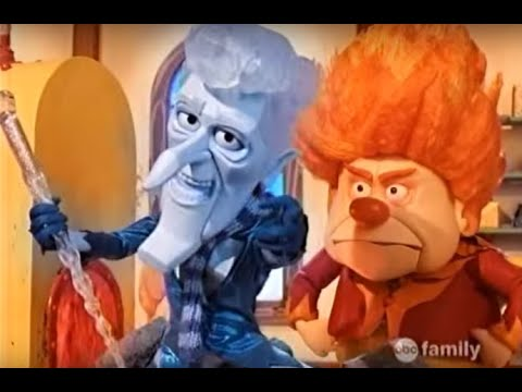 Heat Miser and Snow Miser: 1974 vs 2006 vs 2008