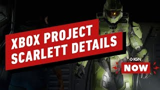 Xbox Project Scarlett Details and Halo Infinite Release Window - IGN Now