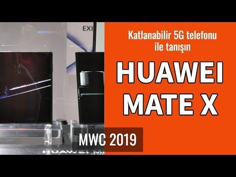 Huawei Mate X Ön İnceleme