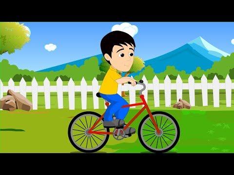 Cycle Mari Sarara Jai - સાયકલ મારી સરર - Gujarati Rhyme for Children - Gujarati Balgeet