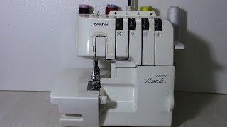 швейная машина, оверлок Brother X-3 ремонт