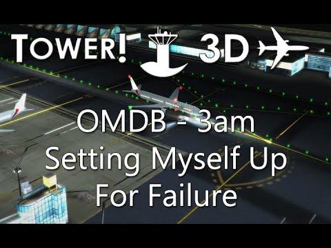 Tower!3D Pro - OMDB 3am - I set my failure up perfectly |