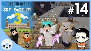 หน้าไม้ Tinker - มายคราฟ Sky Factory 3 #14