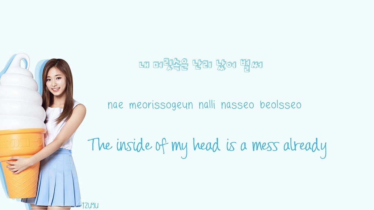 TWICE (트와이스) WOW Lyrics (Han|Rom|Eng) Color Coded