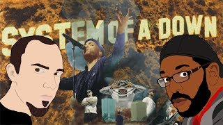 Wu-Tang on Good Morning America, Anderson .PaakSystem of a Down REVIEWS GO #180