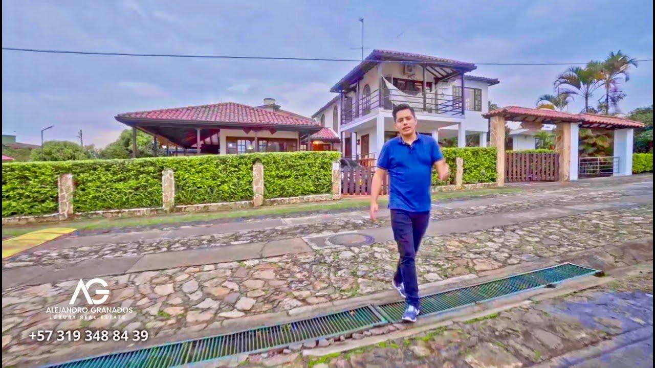 Bonita Casa Campestre en La Mesa Cundinamarca Colombia / En Venta