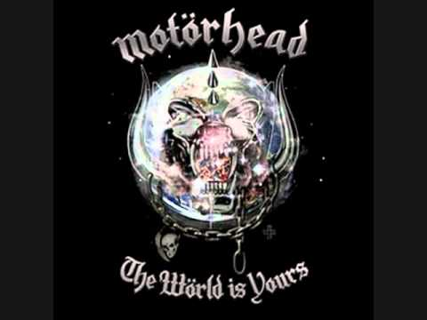 Motörhead - Born to Lose (New Song)
