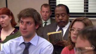 Did I Stutter? - The Office (Stanley)