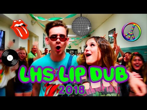 Livingston High School Lip Dub 2018